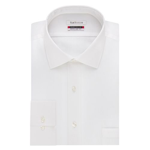 Velcro Adapted Long Sleeve White shirt