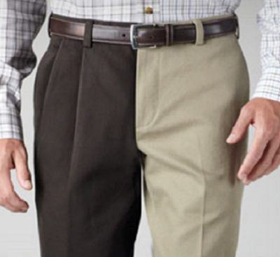 Men's Velcro® Adapted Pants