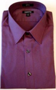 Velcro Adapted Amethyst L/S Dress Shirt