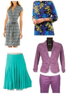 womens clothing pieces