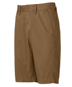 Cotton Twill Shorts
