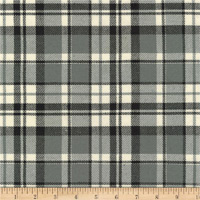 Grey,-Black,Cream-Plaid