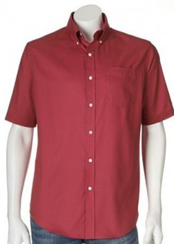 MensShirt_ShortSleeve_Red