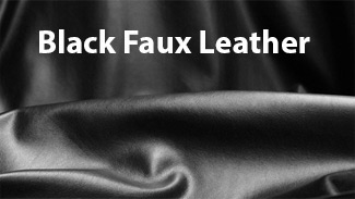 Black-Faux-Leather