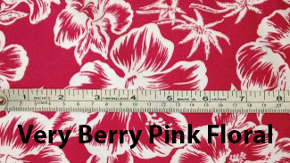 Very-Berry-Pink-Floral